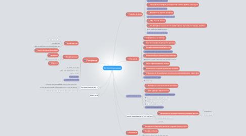 Mind Map: Система ввода данных