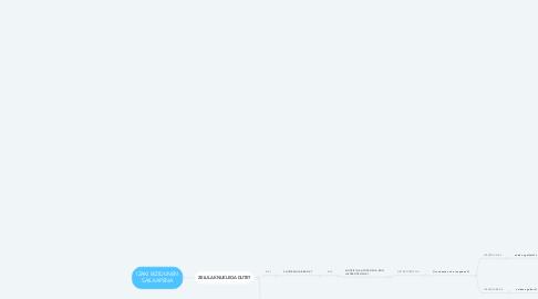 Mind Map: IZAKI BIZIDUNEN SAILKAPENA