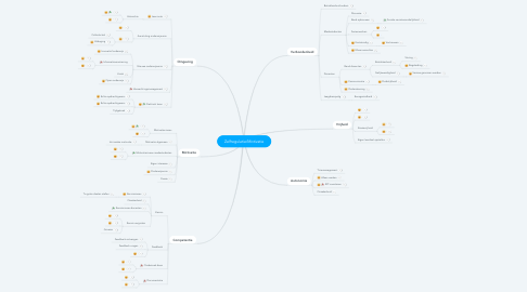 Mind Map: Zelfregulatie/Motivatie