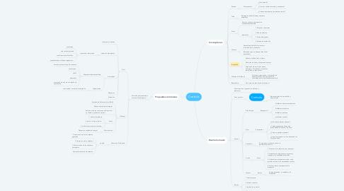 Mind Map: Currículo
