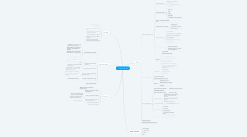 Mind Map: HR group software