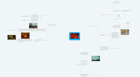 Mind Map: Wildfires (Forest Fires)
