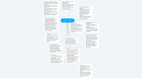 "Mind Map: ""Una lectura múltiple y pluralista de la historia"""