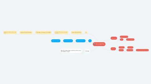 Mind Map: Yttrandefrihet