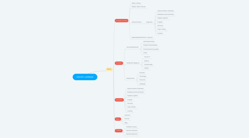 Mind Map: GRUPO LUMINAE