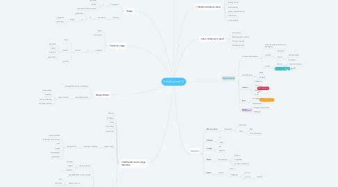 Mind Map: Salud Laboral (1)