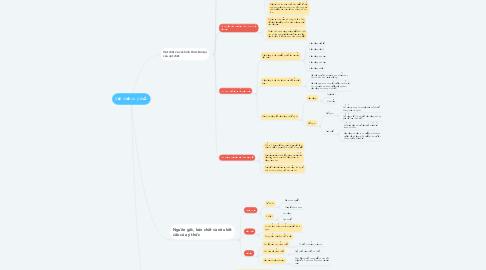 Mind Map: Vật chất và ý thức