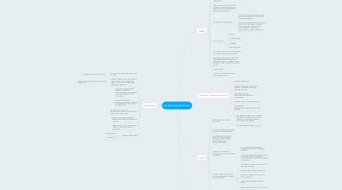 Mind Map: менеджер проектов