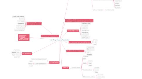 Mind Map: 2.1. Perspectiva de la Presentación.