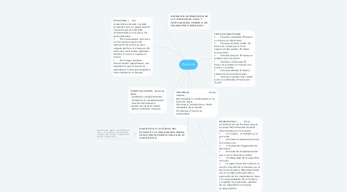 Mind Map: fracturas