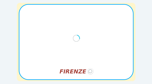 Mind Map: FIRENZE