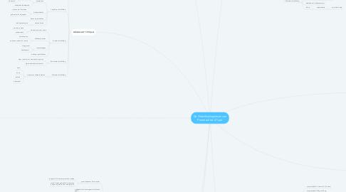 Mind Map: De Ontwikkelingsfasen van Prenetaal tot 67 jaar