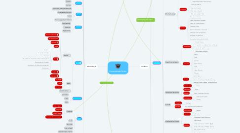 Mind Map: Universidade Online