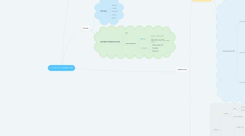 Mind Map: IL TESSUTO CONNETTIVO