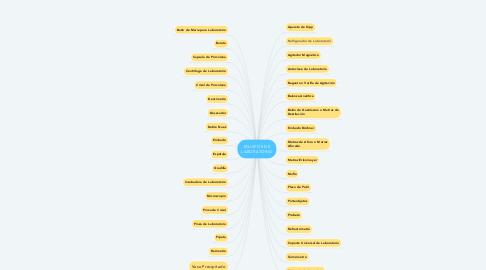 Mind Map: EQUIPOS DE LABORATORIO