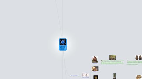 Mind Map: EVOLUCIÓN BIOLÓGICA DEL SER HUMANO