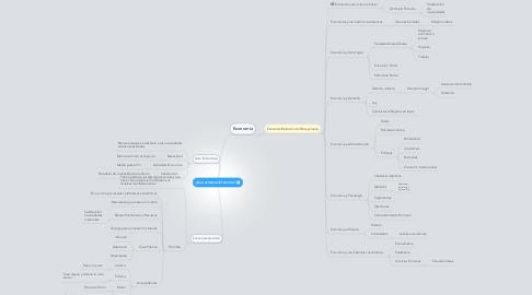 Mind Map: ¿Que estudia la Economía?