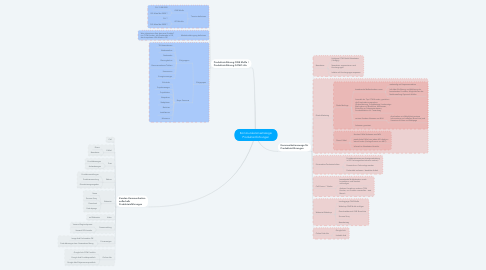 Mind Map: Kommunikationsstrategie Produkteinführungen