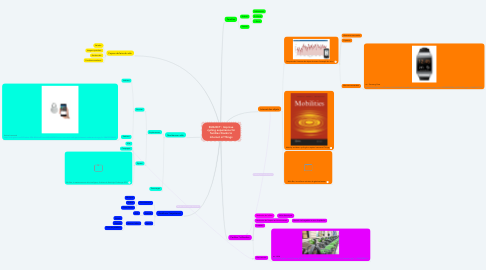 Mind Map: SUBJECT : Improve cycling experience for families thanks to Internet of Things