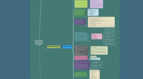 Mind Map: PROMOCIÓN Y  PREVENCIÓN  Ingrith Tuquerres  UNAD