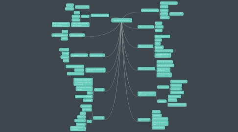 Mind Map: Metodología marco lógico