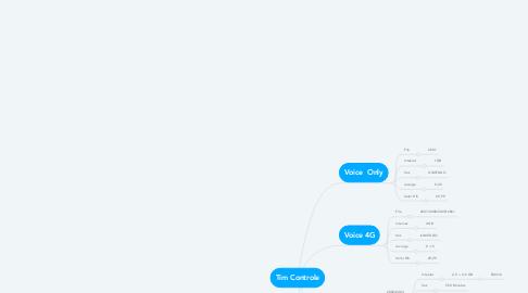 Mind Map: Tim Controle