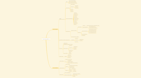 Mind Map: The urinary system (1)