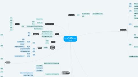 Mind Map: Núcleo Acadêmico-Profissional CÓPIA