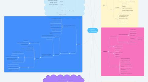 Mind Map: Conférences Professionnelles