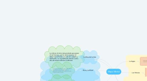 Mind Map: Mapa Mental