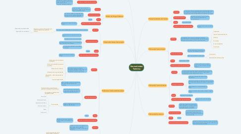 Mind Map: Normatividad Turística