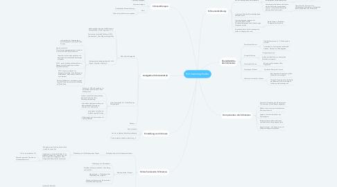 Mind Map: Schmerzempfinden
