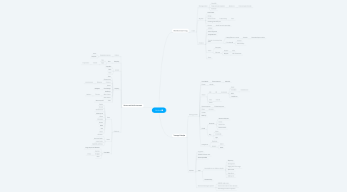 Mind Map: Context
