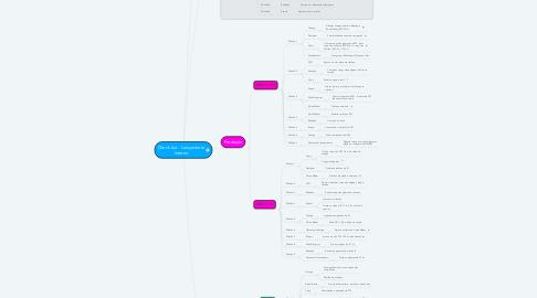 Mind Map: Check List - Lançamento Interno