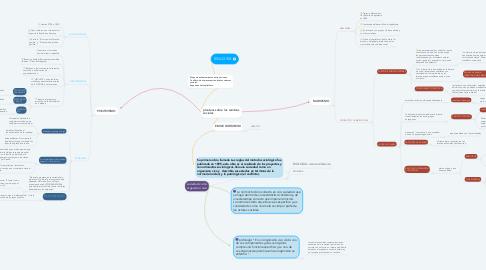 Mind Map: SIGLO XIX