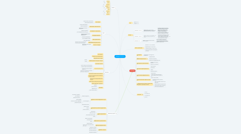 Mind Map: Аватар (ECB) 2020