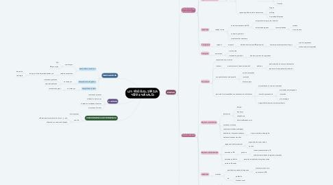 Mind Map: LOS DESEQUILIBRIOS TERRITORIALES