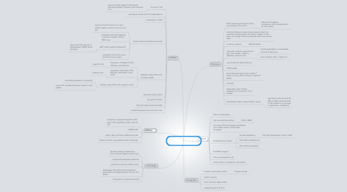 Mind Map: Conceptual Model of