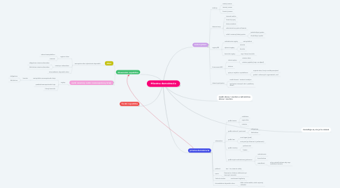 Mind Map: Miestna demokracia