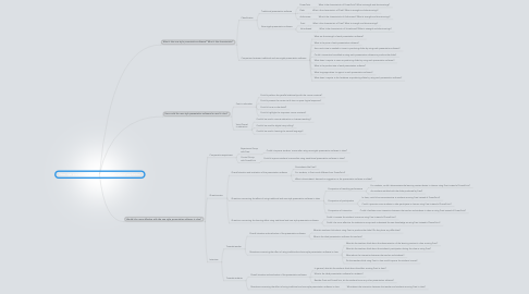 Mind Map: New style presentation software and the educational application