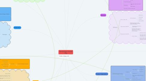 Mind Map: Gerontological Concept Map