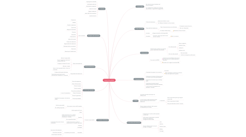 Mind Map: Sistema Privacy (GDPR)