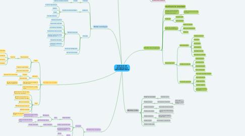 Mind Map: MODELOS DE INTERVENCIÓN PSICOPEDAGÓGICA