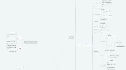 Mind Map: Projet de Fin d'Etude (PFE)