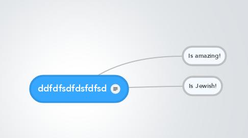 Mind Map: ddfdfsdfdsfdfsd