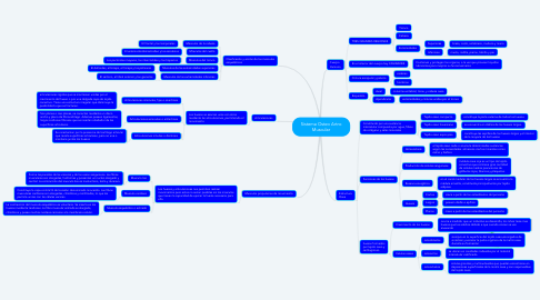 Mind Map: Sistema Osteo Artro Muscular