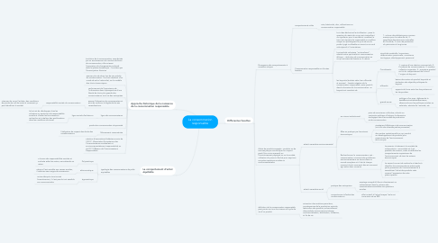 Mind Map: La consommation responsable
