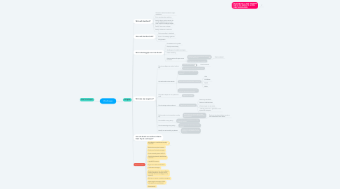 Mind Map: Mondkapjes