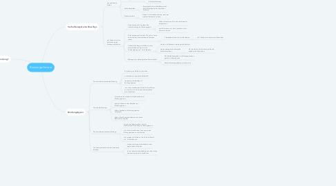 Mind Map: Bindungstheorie