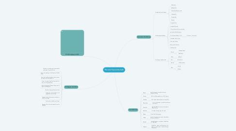 Mind Map: Theorie Hauswirtschaft